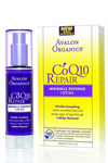 Avalon Organics CoQ10 Repair Wrinkle Defense Creme - Avalon Organics крем дневной обновляющий с Q10