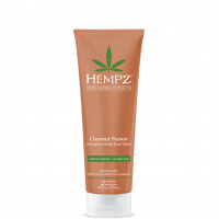 "Hempz Coconut Fusion Energizing Herbal Body Wash - Hempz гель для душа бодрящий ""Кокос"""